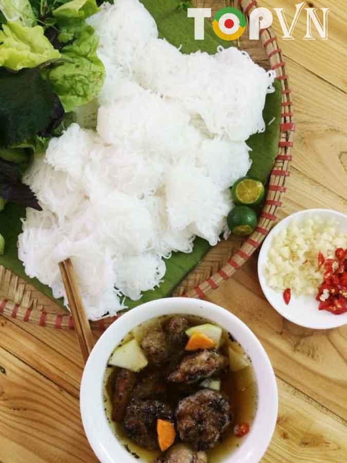 TOP 15 món ăn ngon nhất tại Giải Phóng dành cho sinh viên