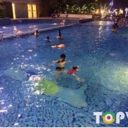 TOP 10 bể bơi bốn mùa có giá chỉ từ 50k – 120k/ 1 vé tại Hà Nội