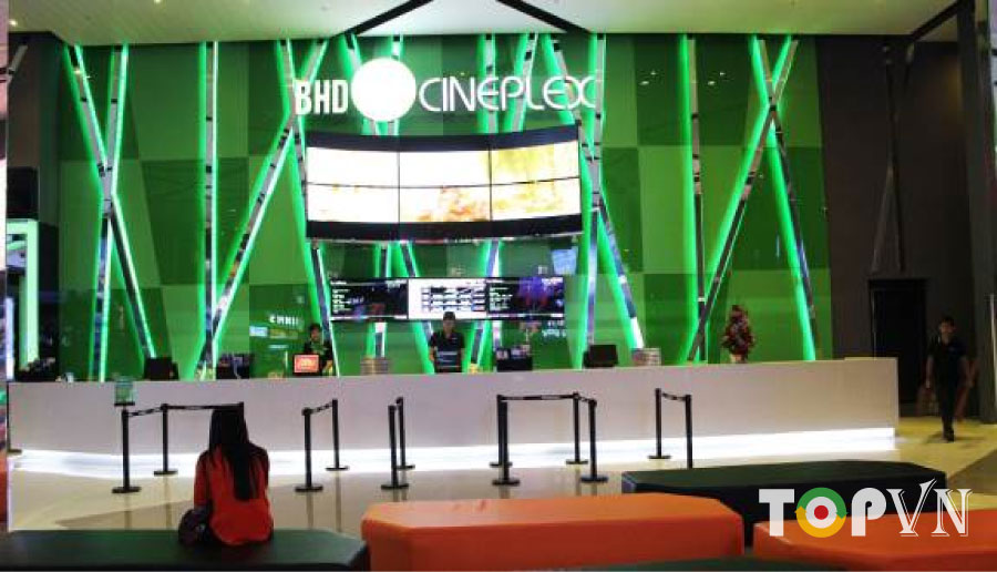 TOP 5 rạp chiếu phim hiện đại nhất Quận 2 và Quận 3 tại TP HCM