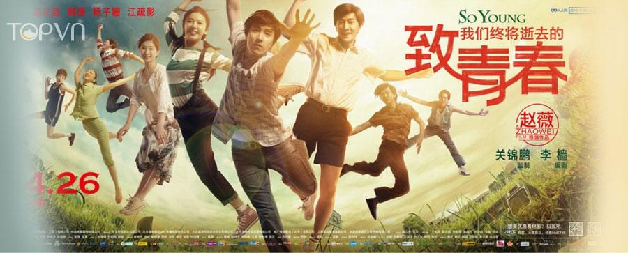 Top 20 bộ phim về tuổi học đường thời thanh xuân hay nhất Hoa Ngữ