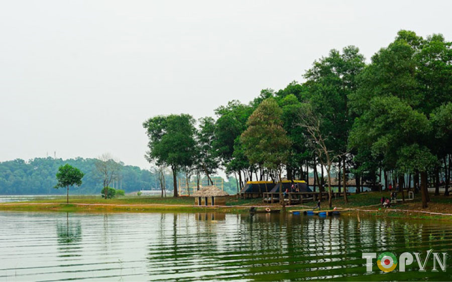 TOP 10 địa điểm du lịch tuyệt vời đi trong ngày xung quanh Hà Nội