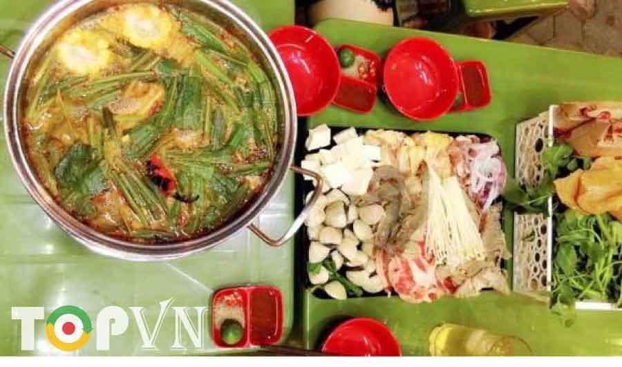 TOP 30 quán ăn ngon ở quận Ba Đình Hà Nội – Phần 1