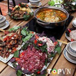TOP 10 địa điểm ăn ngon ngây ngất ở quận Hai Bà Trưng – Phần 1