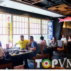 TOP 10 nhà hàng Nhật ngon nhất Hà Nội không thể không thưởng thức