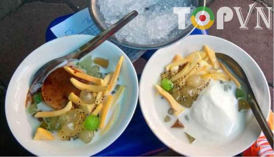 TOP 10 món ăn vặt trong khu tam giác Bách – Kinh – Xây phần 1