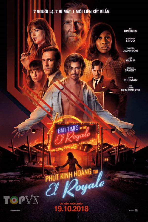 TOP 10 phim kinh dị chiếu rạp đáng xem nhất dịp Halloween 2018
