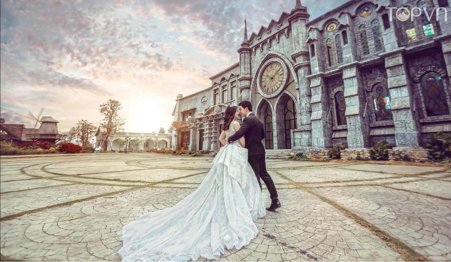 TOP 10 phim trường chụp ảnh cưới đẹp và hiện đại bậc nhất ở Hà Nội