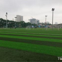 Danh sách 30 sân bóng cỏ nhân tạo đẹp ở khu vực Cầu Giấy