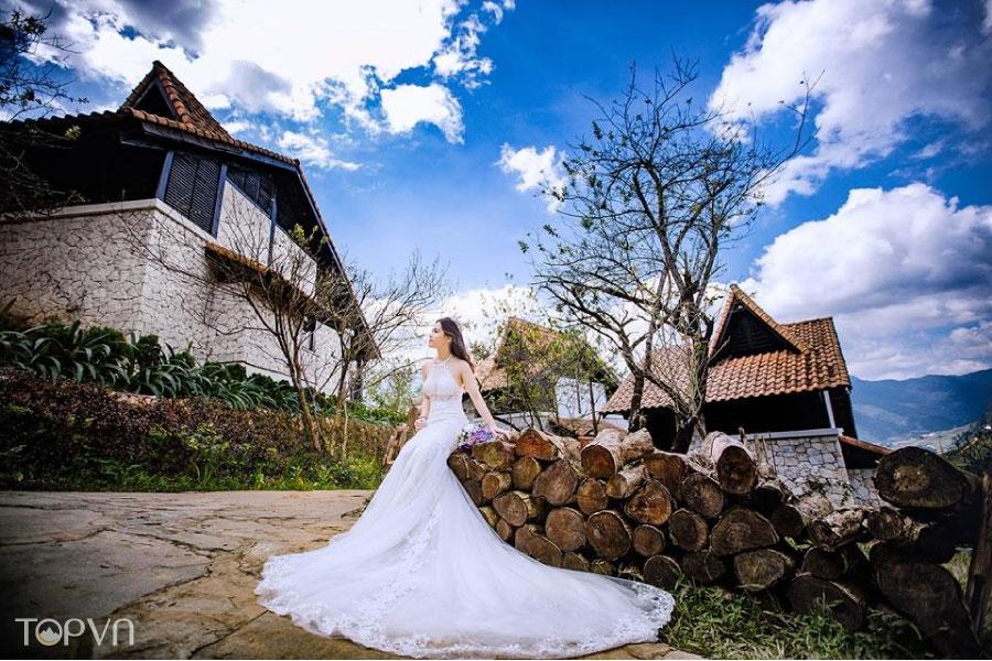 TOP 10 điểm chụp ảnh cưới dã ngoại đẹp lung linh ở miền Bắc