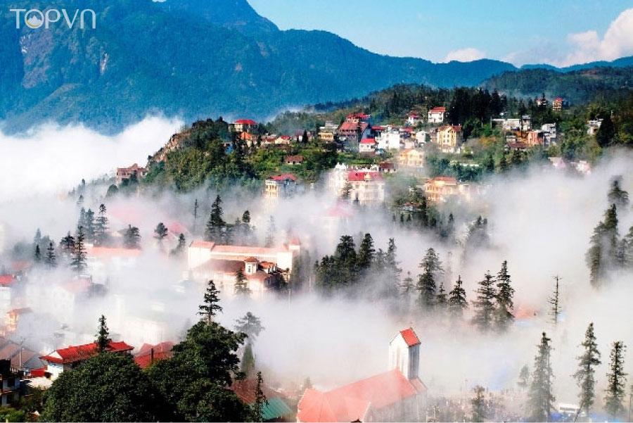 TOP 10 địa điểm du lịch Tây Bắc siêu đẹp chờ đón phượt thủ chinh phục