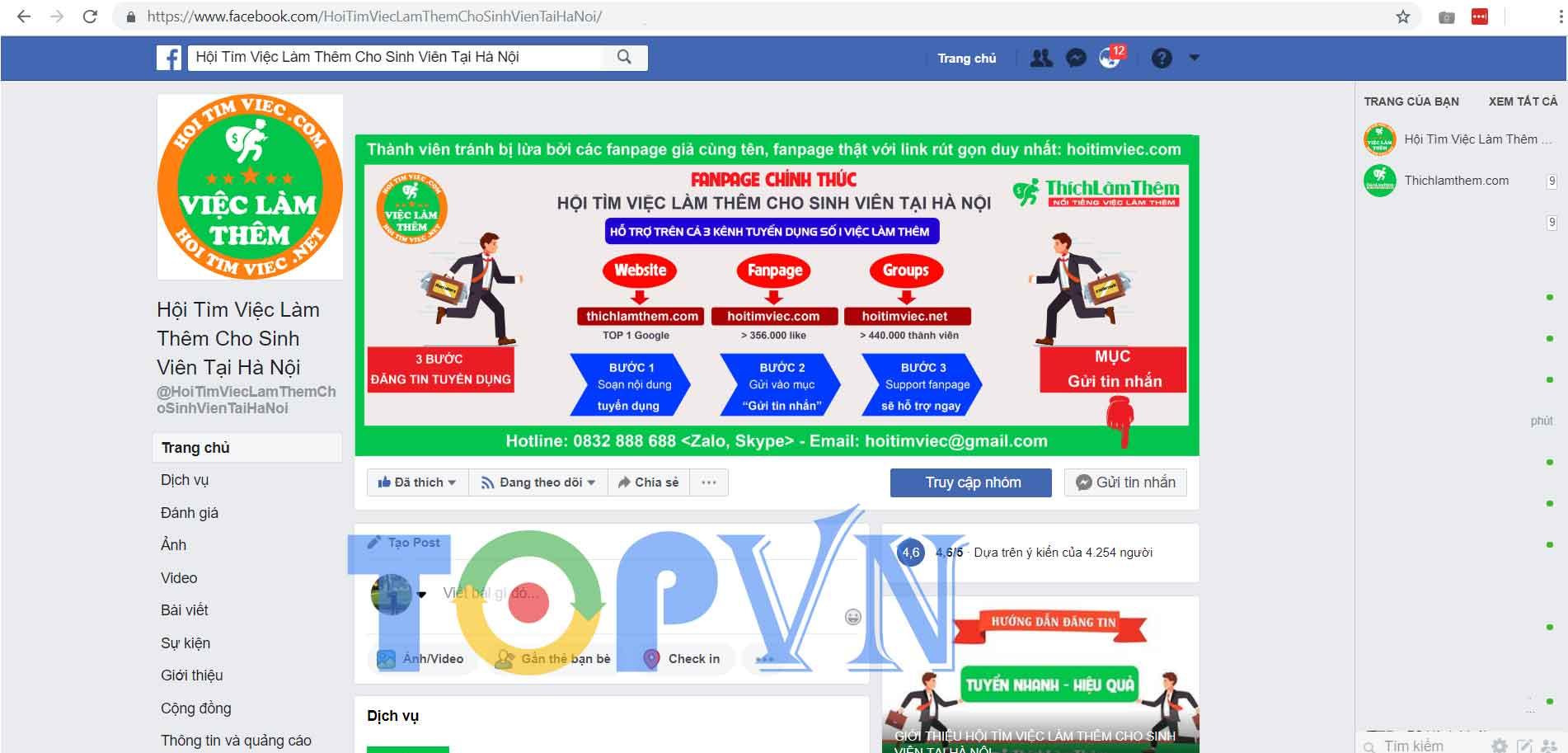 TOP 10 Website tuyển dụng nhân sự miễn phí, hiệu quả, và uy tín nhất