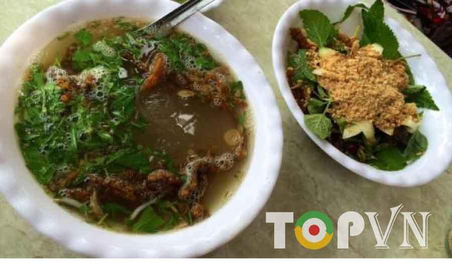 TOP 30 ăn ngon nhất khu phố đi bộ Hồ Hoàn Kiếm phần 2