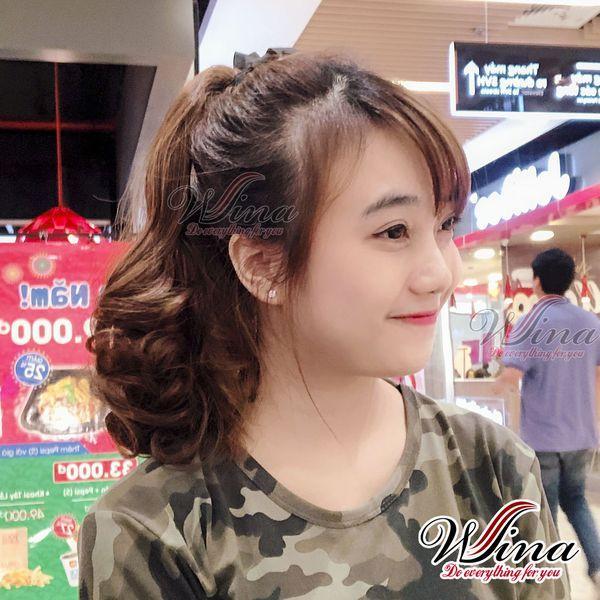 Shop tóc giả TP HCM